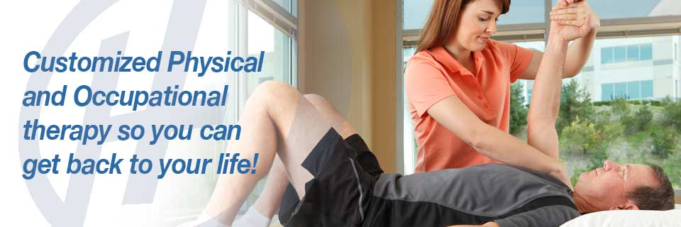 Physical Therapy and occupational therapy provided by knowledgable and caring staff.