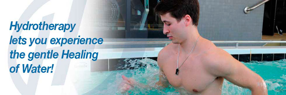 Hydrotherapy - Buoyancy, viscosity, and hydrostatic pressure